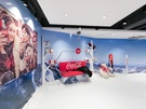 平昌まで行かずともインスタ映え写真や限定グッズがソウルで手に入ります。
