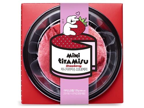 日本でもお馴染みの人気アイスクリームチェーン店・31アイスクリーム(baskin robbins 31)には、日本にないフレーバーがいっぱい。現在は韓国で爆発的な人気を集めるウサギのキャラクター「オーバーアクショントッキ(すこぶる動くウサギ)」とのコラボ商品を販売中です。 写真提供:baskin robbins 31
