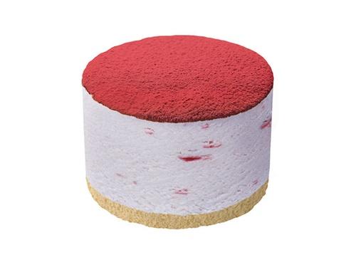 今月に入って登場した「ミニティラミスストロベリー(5,500ウォン)」は、ピンク色が可愛いストロベリーとチーズのアイスクリーム。底の部分にはスポンジケーキが敷かれていて、コーヒーのお供にもぴったりです! 写真提供:baskin robbins 31