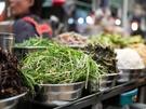 3月から4月が旬のタルレ(ヒメニラ)は、ビタミンAとCが豊富。独特の香りとピリッとくる味が春らしい野菜です。