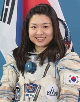 大韓民国最初の宇宙飛行士、李素妍(イ・ソヨン)氏