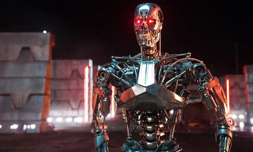 キラーロボットのイメージ
