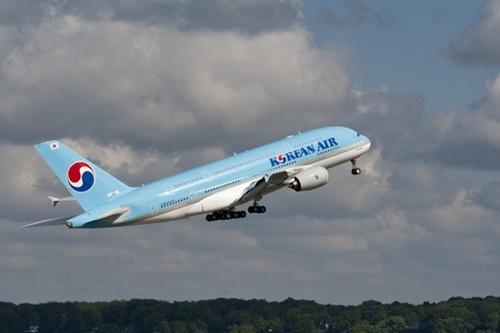 「空の上の6つ星級ホテル」と呼ばれる大韓航空A380飛行機の中でゴキブリが見つかる事件が発生した。(写真=大韓航空)