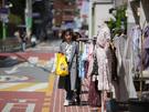 「タボッキル」は弘大の中でもお店の移り変わりの激しい区域。行く度に新しい発見のあるトレンド最先端スポットで、ショッピングを楽しんでみてはいかがでしょうか?