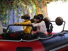 家族連れにはVRのテーマパーク「FANTA VR」がおすすめ!スリル満点なものや子ども用アトラクションなど老若男女問わず遊べます。東大門(トンデムン)にあり、アクセス抜群です。※写真提供:Papayaプロダクション