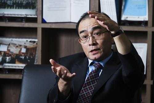 太永浩・元駐英北朝鮮公使