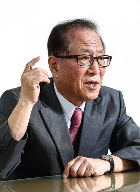 丁世鉉・元韓国統一部長官