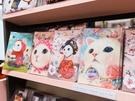 チマチョゴリを着た猫のプリントが可愛いパスポートケース(5,000ウォン)やキーケース(6,800ウォン)があるのは、韓国の人気雑貨店「Jetoy」。お手頃でとっても可愛いので、お友達へのプレゼントとして良さそうです。