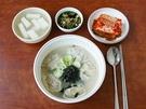 韓国風餃子のマンドゥ料理専門店の「宮(クン)」はこぢんまりした隠れ家のようなお店。開城(ケソン:現在の北朝鮮西部の都市)の昔ながらの味を今も引き継いでいます。