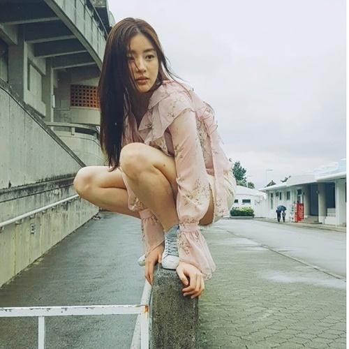 女優のカン・ソラ(写真=本人のインスタグラム)