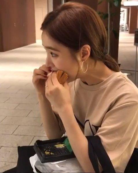 女優のシン・セギョン(写真=本人のインスタグラム)
