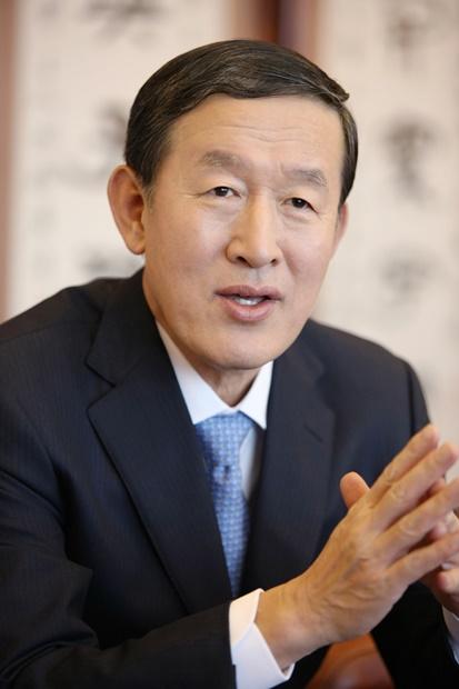 許昌秀(ホ・チャンス)全国経済人連合会(全経連)会長