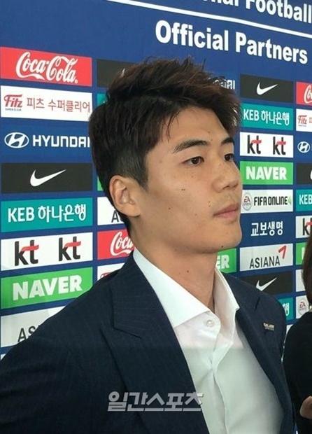 サッカー韓国代表の主将・奇誠庸(キ・ソンヨン)