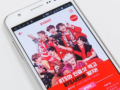 今週6月14日(木)から、いよいよ「2018 FIFA ワールドカップ ロシア大会」が開幕!韓国では防弾少年団(BTS)がコカ・コーラのイメージモデルを務めています。