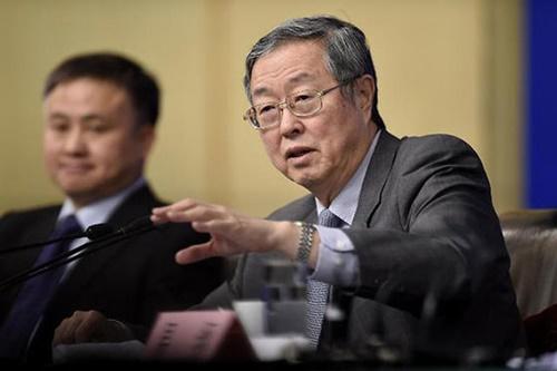 中国人民銀行の周小川前総裁