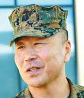 米国海兵隊最精鋭部隊の最高司令官に選任されたダニエル・ユー氏。