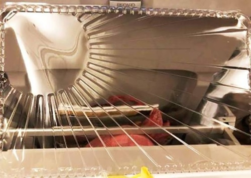 日本航空(JAL)の機内食のふた