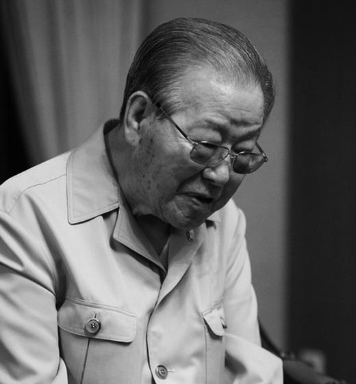 金鍾泌(キム・ジョンピル)元首相