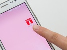 韓国コカ・コーラ公式アプリ「CokePLAY」(韓国語表記のみ、会員登録には韓国の電話番号必要)というアプリをタッチ。