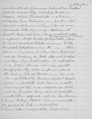 1922年にアインシュタインが中国旅行後に書いた日記(写真=ヘブライ大学・モルガン博物館)