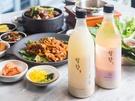 「月香(ウォルヒャン)」は、人気のマッコリダイニングチェーン。自社オリジナルのマッコリから韓国各地のものまで、専門店ならではの種類の豊富さが魅力。