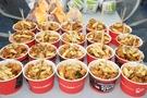 「2017大邱チメクフェスティバル」で準備されたチキン。(写真提供=大邱市)