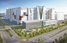 LGディスプレイが最近、中国政府から許可を受けた広州工場の鳥瞰図。