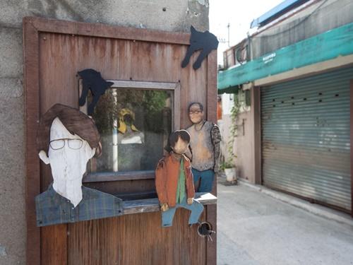 いま、ひそかに注目を集めている理由は「文来洞芸術創作村」と呼ばれる街中アートの存在。工場と芸術がミックスされた唯一無二の雰囲気に魅了され、続々と飲食店がオープンしています。