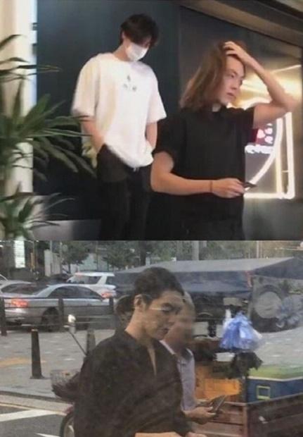 俳優キム・ウビンの近況