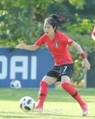 サッカー韓国代表のイ・ミナ