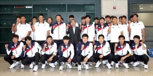 韓国野球代表