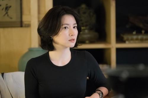 「ガロチャンネル」に出演する韓国女優のイ・ヨンエ(写真提供=SBS)