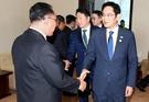 <南北会談>韓国財閥トップを迎えた北側「我々が必ず来てほしいと言った」