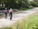 サイクリングなどのレジャーにもぴったりの季節になりました。