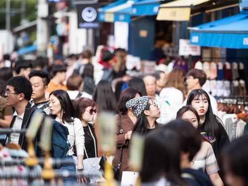 韓国旅行のショッピングでは秋のトレンドアイテムを探してみてはいかがですか?