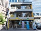 明洞に本店を構える「happy lemon plus」は、中国、香港、台湾などアジアを中心に世界中に展開する人気のミルクティーカフェチェーン。