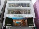 人気韓国コスメブランド「innisfree(イニスフリー)」の「フラッグシップストア明洞」。2、3階にはカフェ「Green Café」が併設しているのを知っていましたか?