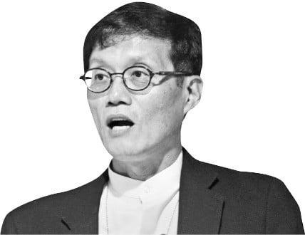 李昌?(イ・チャンヨン)国際通貨基金(IMF)アジア太平洋担当局長