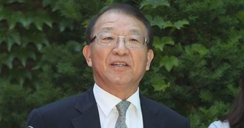 梁承泰元大法院長。(写真=中央フォト)