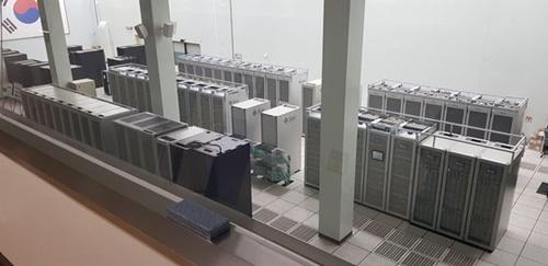 2008年に導入された国家スーパーコンピューター4号機。12月末に「退役」を控えている。