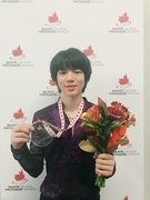 <フィギュア>「韓国フィギュアの王子」車俊煥、GP2大会連続で銅メダル