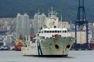 独島周辺の海洋調査に日本また抗議…「海洋警察船が調査妨害も」