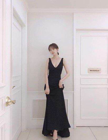 女優のチョン・ソミン(写真=本人のインスタグラム)