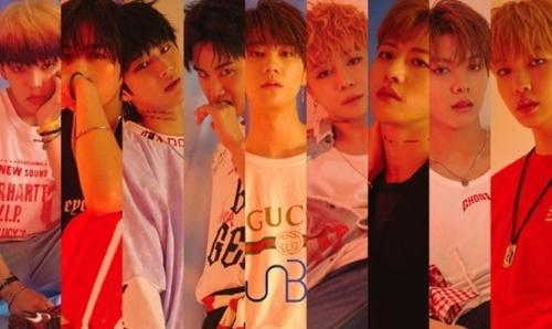 韓国アイドルグループUNB
