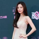 元少女時代ソヒョン、ベストドラマスター賞を受賞「毎瞬間良い女優になりた…