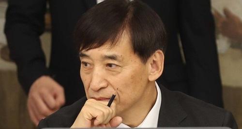 李柱烈韓国銀行総裁(写真=中央フォト)
