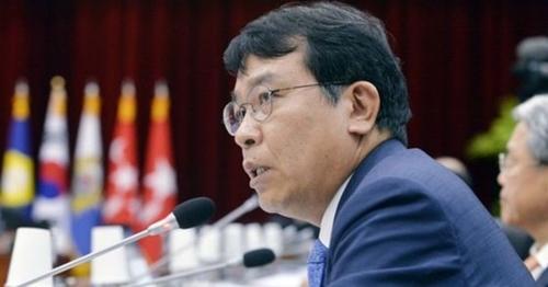 韓国野党「正義党」の金鍾大(キム・ジョンデ)議員