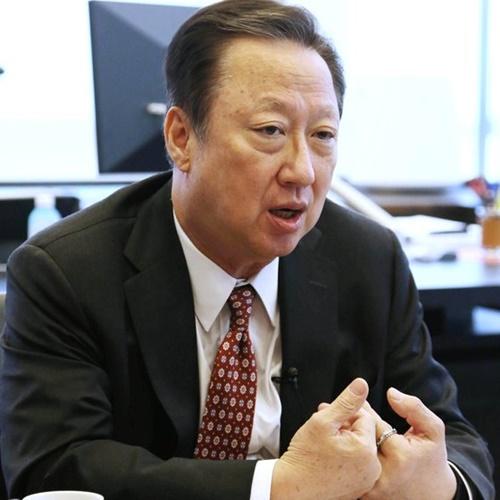 朴容晩(パク・ヨンマン)大韓商工会議所会長