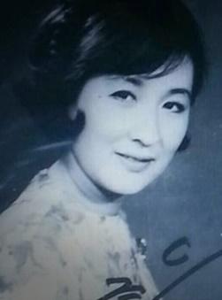 元老女優イ・ギョンヒさん