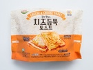 チーズ好きにおすすめしたいのがコーンとモッツァレラチーズがたっぷり入った「チーズトースト(2,400ウォン)」。